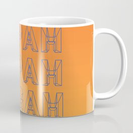 SUPAH DUPAH MEGAH SUNSET Coffee Mug