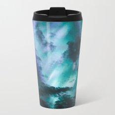 Aurora Borealis XX Metal Travel Mug