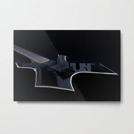 E-Guitar Metal Print