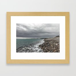 Early May Pebble Beach Framed Art Print
