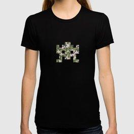 Camo pixel T-shirt