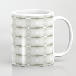 chic grey Coffee Mug