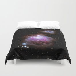 The Mighty Orion Duvet Cover
