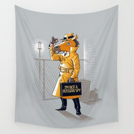 I'm Not a Russian Spy Wall Tapestry