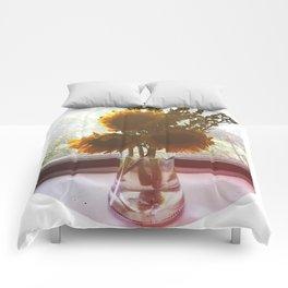 Sunshine & Sunflowers Comforters