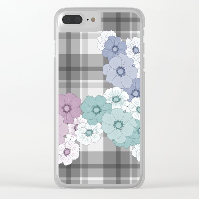 THIS IS NOT A DOG Clear iPhone Case