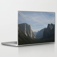 yosemite Laptop & iPad Skins featuring Yosemite by Cory Fitzpatrick