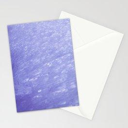 Glittery Ice Stationery Cards