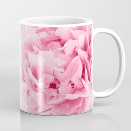 Light Red Peonies Dream #1 #floral #decor #art #society6 Coffee Mug