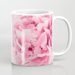 Light Red Peonies Dream #1 #floral #decor #art #society6 Coffee Mug