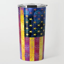 Bitter Poison Skulls: (Flag Exclusion) Travel Mug
