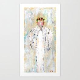 Beauty of His Glory Art Print