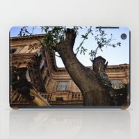 architect iPad Cases featuring Mushroom Architect by Cassandra Evelyn