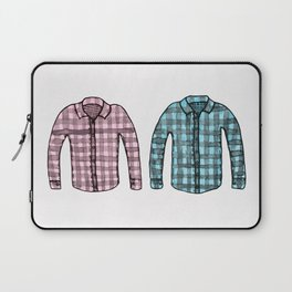 Flannel shirts Laptop Sleeve