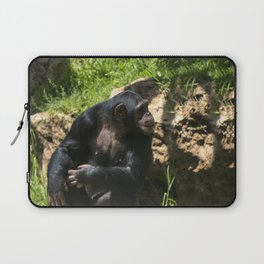 Chimpanzee Laptop Sleeve