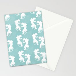 White Panther Stationery Cards