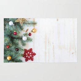 Christmas Decoration 01 Rug