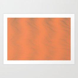 Shower Curtain Art Print
