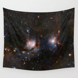 Messier 78 Wall Tapestry