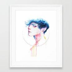 Callisto Framed Art Print