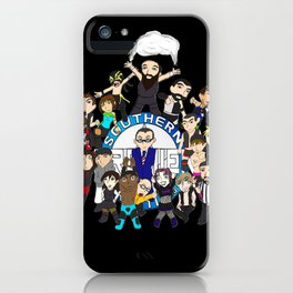 Southern Premier Wrestling Happy Birthday iPhone Case