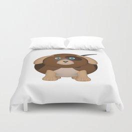 Beagle Dog Duvet Cover