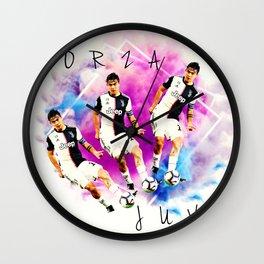 forza juve Wall Clock
