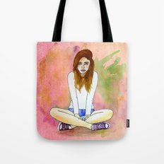 Mood today Tote Bag