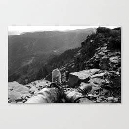 Table Mountain Canvas Print