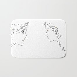 Whouffle Bath Mat