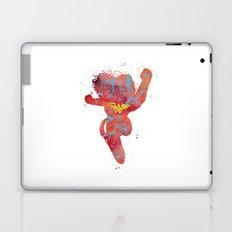 Wonder . Woman Superhero Laptop & iPad Skin