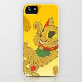 Kōun iPhone Case