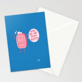 Lil' Soap Stationery Cards