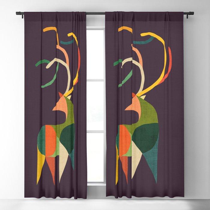 Antler Blackout Curtain
