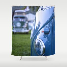 Traveller Shower Curtain