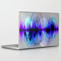 dj Laptop & iPad Skins featuring DJ by Sonja Thams