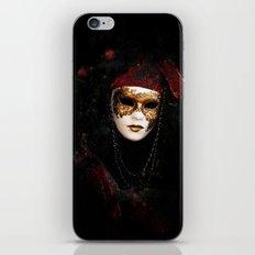 Mask 6 iPhone & iPod Skin