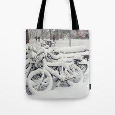 Let's Snow! Tote Bag