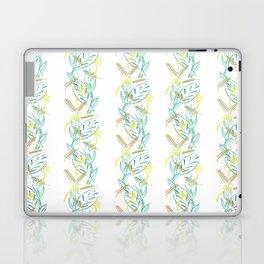 Field column pattern Laptop & iPad Skin