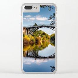 IronBridge Shropshire Clear iPhone Case