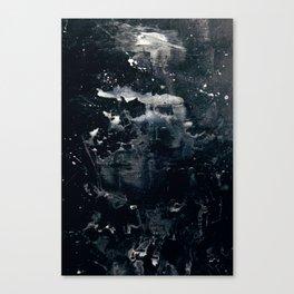 Pale Figure Canvas Print