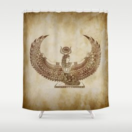 Isis Shower Curtain