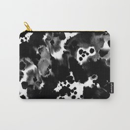 Blaire - abstract painting minimal modern art print home decor must haves Carry-All Pouch