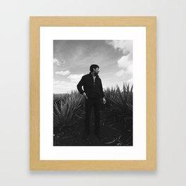 Don Chava Framed Art Print