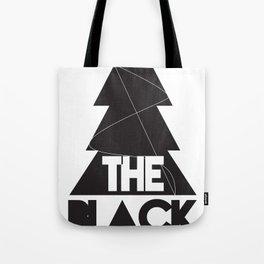 The Black Christmas Tote Bag