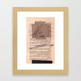 BOOKMARKS SERIES pg 322 Framed Art Print