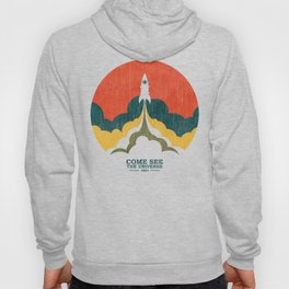 Come See The Universe Hoody