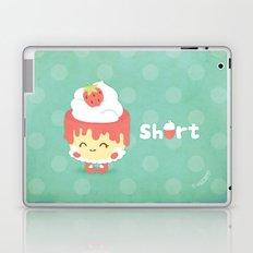 Strawberry Short Cake Laptop & iPad Skin
