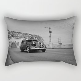 Style & Steel Rectangular Pillow