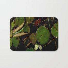 Waterlily #4 Bath Mat